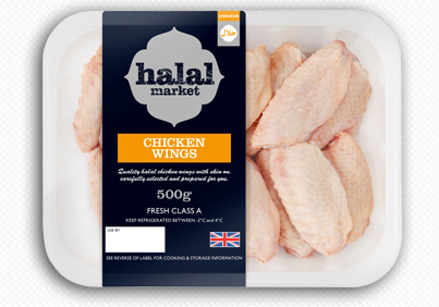Halal Market - Fresh Meats and Fish from your local supermarket